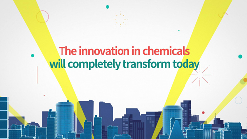 The innovation in chemicals will completely transform today